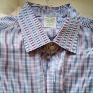 Brooks Brothers Dress Shirt (Sz 16 1/2)100% Cotton